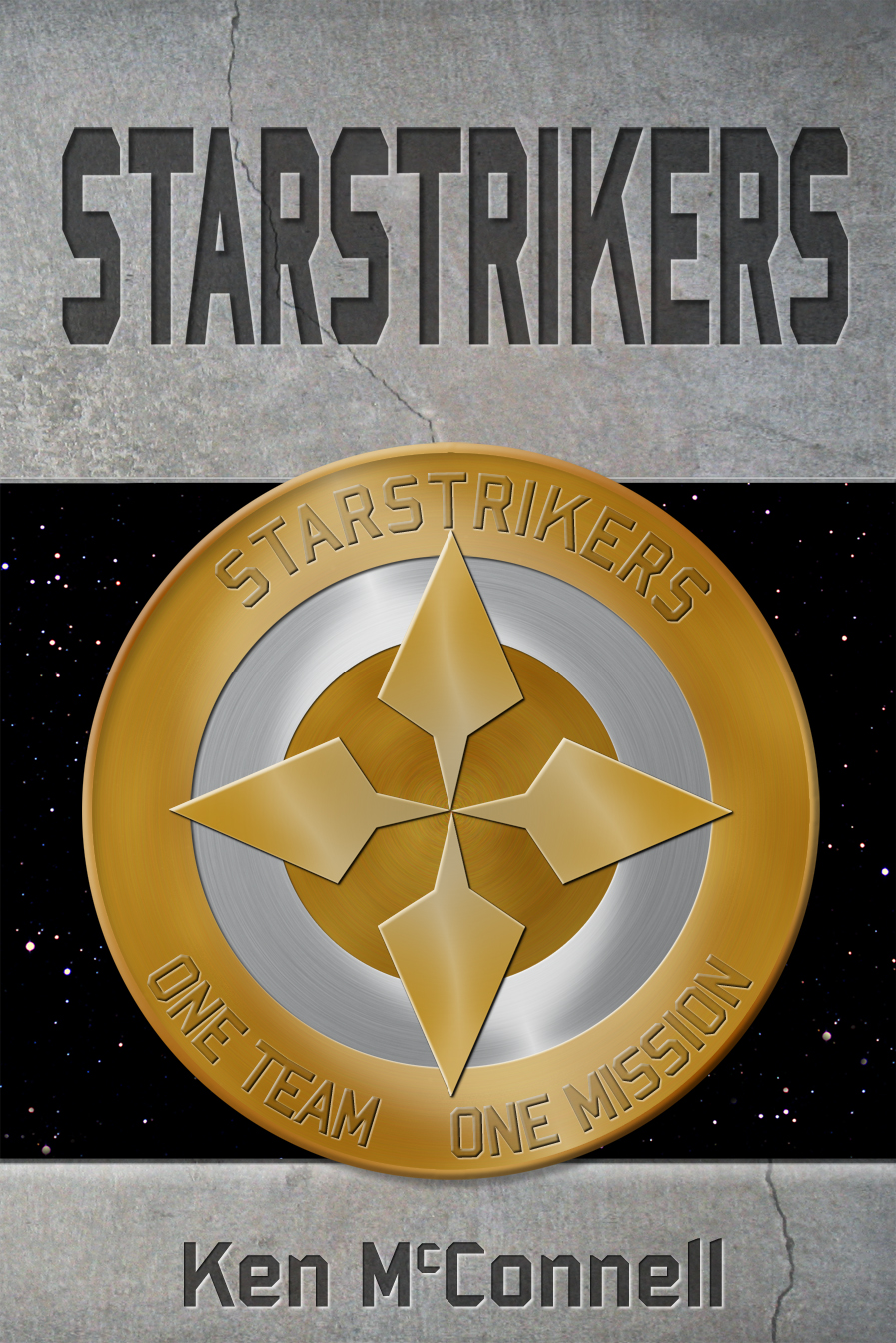 STARSTRIKERS by Ken McConnell