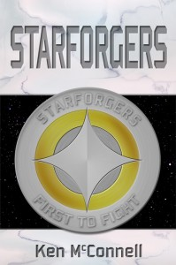 Starforgers Cover Front