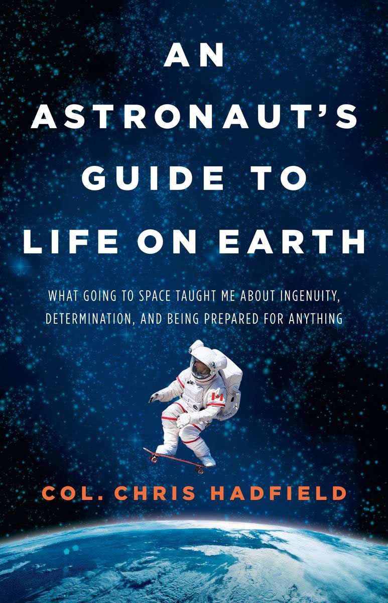 astronaut-chris-hadfield-book-deal