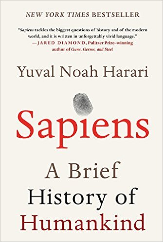 Sapiens – A Brief History of Humankind