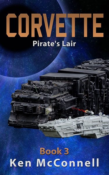 Corvette 3 Paperback Edition
