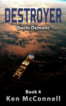 Release Day for DESTROYER:  Declo Demons
